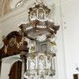 Prachtvolle Barockkanzel von 1692