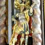 Altarfigur Hl. Sebastian