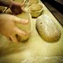 Bäckerei Weißbach › Stollberger Brot ungebacken - Foto: © Devant Design