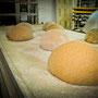 Bäckerei Weißbach› Holzofenbrot bereit zur Gare - Foto: © Devant Design