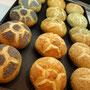 Bäckerei Weißbach › Mohn-, Kaiser- und Sesambrötchen - Foto: © Devant Design