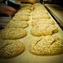 Bäckerei Weißbach › Kornspezialbrot ungebacken - Foto: © Devant Design