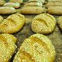 Bäckerei Weißbach › Kornspezial- und Stollberger Brot angebacken - Foto: © Devant Design