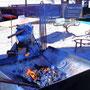 démonstration animation atelier exposition forge mimosalia ferronnier Bormes les mimosas le lavandou saint tropez var