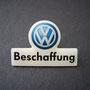 Volkswagen Beschaffung Pin