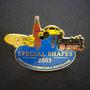 Warsteiner Montgolfiade Special Shapes 2003 - Volkswagen Beetle Pin
