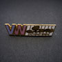 VW Scene International Logo Pin Emaillie