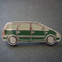 Volkswagen Sharan Fahrzeug Pin grün