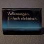 VW Pin Volkswagen Einfach elektrisch AMI Leipzig 2013