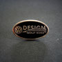 VW Design Golf - Bora D Pin Silber