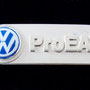 VW Pro EAT Pin Sterling Silver