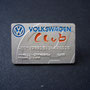 Volkswagen Club Card Pin - Frank Stamm matt