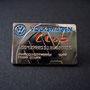 Volkswagen Club Card Pin - Frank Stamm glatt