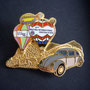 Volkswagen meeting chateau d'oex 1993 Pin golden