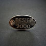 VW Design 2000 Pin glasiert