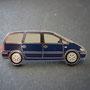 Volkswagen Sharan Fahrzeug Pin blau