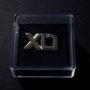 Volkswagen XL1 Schriftzug Pin Box Vorderseite