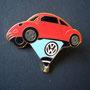 Volkswagen Ballon Beetle Pin rot