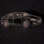 Volkswagen Jetta Fahrzeug Pin schwarz (Händlerpin)