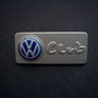 Volkswagen Club Pin VW Ball - Sterling Silver Vorderseite