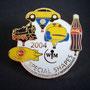 Warsteiner Montgolfiade Special Shapes 2004 - Volkswagen Beetle Pin