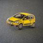 Volkswagen Fox Pin gelb (Kaufpin / Händlerpin)