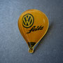 Volkswagen Ballon Pin Seitz gelb