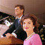 Le futur couple présidentiel (1959).