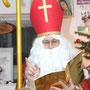 Der Nikolaus weiß wieder viel zu viel!