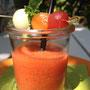 Wassermelonen-Tomaten-Gazpacho © V.Smolla