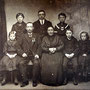 Lei mussen-Maria Corstjens, Margareta, Jacobus, Maria Chaterina, Jozef, Aldegond, Elisabeth rond 1917
