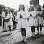 Vanaken Mieke procesie 1958