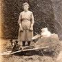 Neyens Josephine met hondenkar