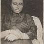 Vandebroek Helena dood aan de elektrische draad te Molenbeersel in 1917
