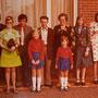 Koch Henri en Catho Bours en kinderen