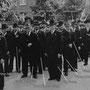 Bevrijdingsstoet 1945 oudstrijders 1914-1918