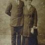 Teelen Christiaan en Oosterbosch Josefina (Fin) trouwfoto