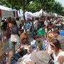 auch hier wie immer anzutreffen Franreichfest 2013