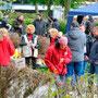 Angrillen am Unterbachher See mit Geschenken von Bäcker Hinkel