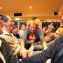 Level Club Düsseldorf - Vertrauen und Freunde ist alles -  Foto:Stefan Arend WZ