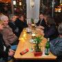 Level Club Weihnachtsfeier im Werthvoll,  Ddorf Kaiserwerth