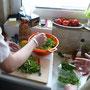 Kochabend ... nur Jungs mit und bei Ernst