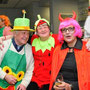 Karnevalsbowling 2015