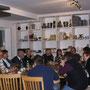 kochen quatschen kennen lernen im Level Club