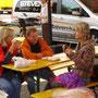 Level Club Düsseldorf mit dem Rad zum Fischmarkt nach Köln ...