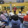38 Levler erst Frühstücken und dann Bowling wir wollen Olympia :-)