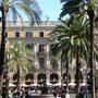 Zum Bummeln gibt es viele Möglichkeiten in Barcelona