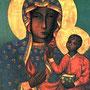Die Madonna von Tschenstochau - beliebtes Wallfahrtsziel
