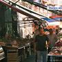 Ein Erlebnis - La Vucciria (Markt) in Palermo