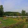 Spielplatz am Campingplatz